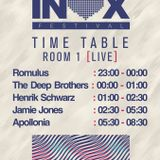 The Deep Brothers @ Inox Festival 14-05-2016 (Toulouse)