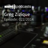 Episode 022/2014 - Greg Zizique - Littlesouth podcasts