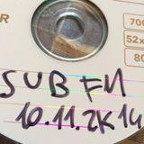 Sub FM - Foster 10.11.2014