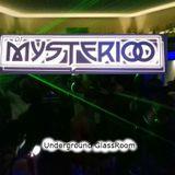 DJ Mysterioo Arif @ Underground Glassroom