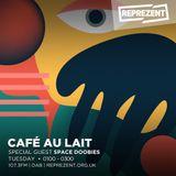 Café Au Lait w/ Space Doobies   31st January 2018