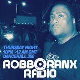 DANCEHALL 360 SHOW - (12/02/15) ROBBO RANX