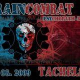 Psychopath - Gabba to Speedcore @ BrainCombat - Tacheles Berlin - 06.06.2009