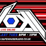 Loki Online Live! Feat DJ Solstice DJ Ryd3r Safehouseradio 26-06-18