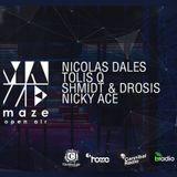 Nicolas Dales Live at Maze June 23 2017 (Athens, Greece)