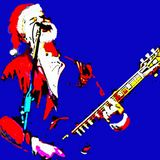 "Christmas Blues Show by DJ Travis ""Blind Dog"" Taylor"