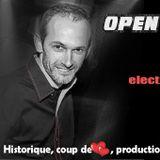 Open Mindedness 6 On Electrosound Radio, Spécial Jackin House