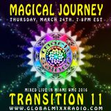 Magical Journey - Transition 11 on Global Mixx Radio