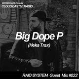 'CLOUD CASTLE RADIO' x 'RAID SYSTEM' Guest Mix #022: Big Dope P