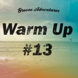Warm Up #13 - Deep House Mix (Live)