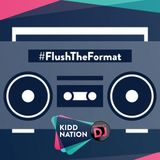 DJ D.Rek - Flush The Format Mix: Kidd Kraddick Morning Show