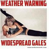 JK Rollin: Widespread Gales 15/10/17