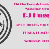 DJ Huggy Live @ The Loft, Soho Grappa, Bintang Walk- Kuala Lumpur March 2002