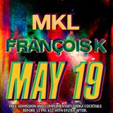 MKL Live @ Deep Space 2014 Pt.1