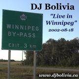 DJ Bolivia - Live in Winnipeg