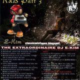 DJ E-Kim - RnB Pt3 - Side A (1996)