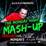 DJ D.N.A. DEBUT SET ON WWW.BEDLAMRADIO.CO.UK RECORDED LIVE 1/2/16