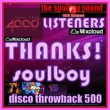 4000 listeners THANKS!! disco throwback 500 part6 no jingles or effects