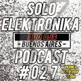 #027 EL OTRO LADO by DUO DJS [Buenos Aires, ARG] 09Feb2018