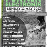 Dj Datch at Pik Nik Electronik 12-05-2013