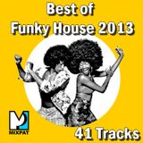 3 hours Best of Funky House 2013