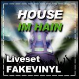Liveset House im Hain 2014