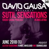 Sutil Sensations Radio/Podcast #348 - Immerse yourself into big & new #HotBeats and #CanelaFina!
