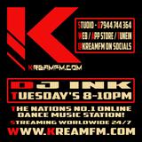 DJ Ink #Inky sGarageShow - KreamFM.Com 19 NOV 2019