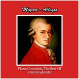 Mozart - Allegro Piano Concertos, The Best 4,5 hours Remix by gbenets1