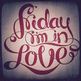 Friday Im In LOVE!! Summer 2015