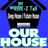 Wigmix - Our House (Bristol) Live Set - Jan '16