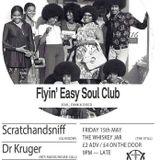 Flyin' Easy Soul Club Manchester 15/05/2015