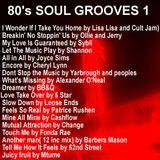 80's soul grooves