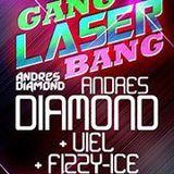 Gang Laser Bang 15.12.2012 @ The Flag