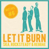 LET IT BURN Mixtape #6 - 31/05/2014 @ Boteco Pratododia