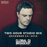 Global DJ Broadcast - Nov 22 2018