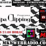 """Programa Sampa Clipping entrevista """"Arnaldo Batista"""" (Mutantes) 04/Julhoq2014"""