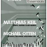 Matthias Keil - Berlin Essentials 27.10.2016