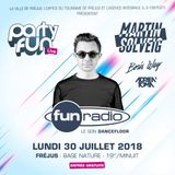 Martin Solveig - LIVE @ Party Fun LIVE Fréjus Base Nature, 30/07/18
