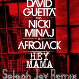 David Guetta - Hey Mama feat. Nicki Minaj (Splash Jay Remix)
