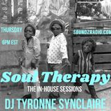 Another Thursday night episode of Soul therapy on Soundzradio.com 11/30/17