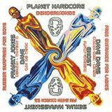 "Resident DJ Team at ""Underground Energy"" @ Planet Hardcore (Berlare - Belgium) - 3 March 1995"
