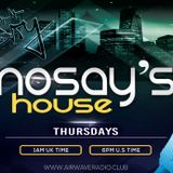 nosay's New Years Eve mix on the AIRWAVE