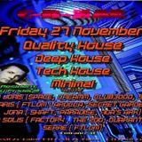JONA set from Quality House @ C-B-Zar Halen ( old Bocaccio building ) 27-11-2015