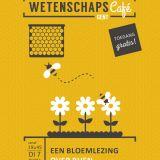 Wetenschapscafé - Een bloemlezing over bijen (Gent) - 7 november 2017