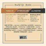 Soul'd Up Berlin [23./24.11.2018] Warm-Up & Afternooner spins