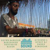 Sound Barrier Vol.1 guest mix by Narek Simonian