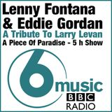 BBC Radio Legends Of The Dancefloor The Larry Levan Story Episode 6 Lenny Fontana + Eddie Gordon
