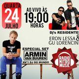 Programa Conexão DJ Ao Vivo 24/07