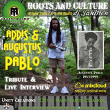 Augustus Pablo tribute and Live Interview with Addis Pablo on Outta Mi Yard Radio